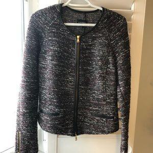 Club Monaco Tweed Jacket Blazer